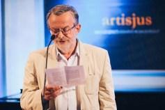 Margócsy István méltatja az idei irodalmi nagydíjast.