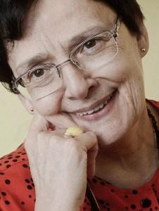 Dr. Budavári Ágota, a Sportkórház klinikai szakpszichológusa