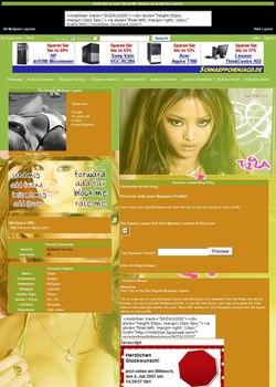 Ha valaki nem emlékezne: így nézett ki a MySpace - és ő Tila Tequila