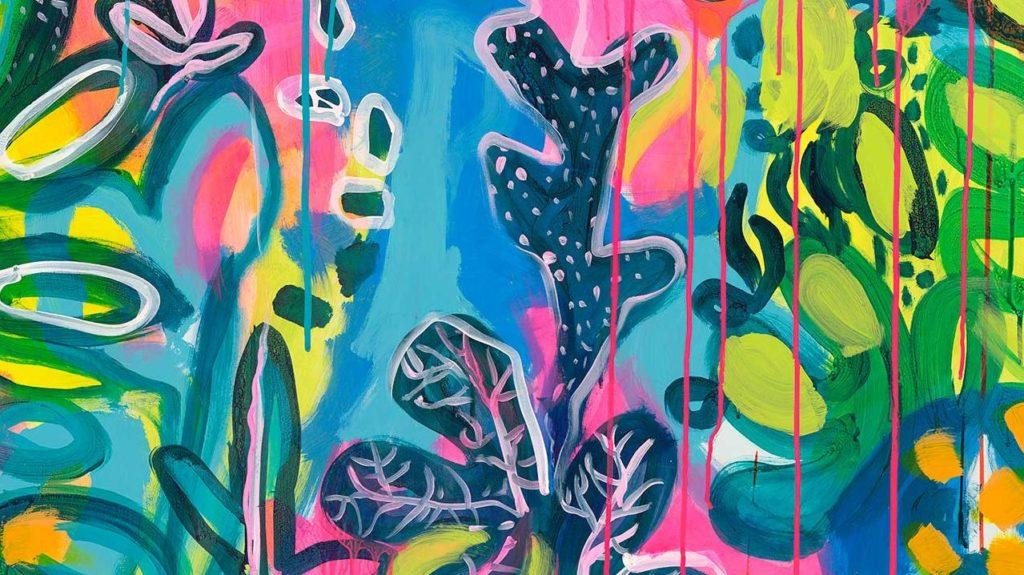 Maylin Evanochko Mazdevallia artwork Big Design Market
