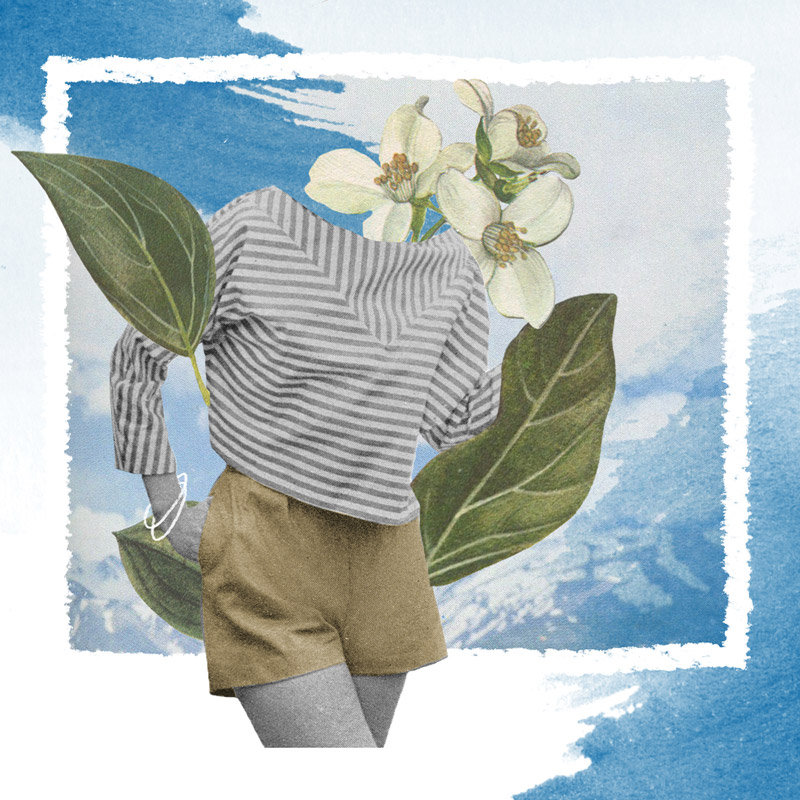 Mentoring Collage by Holly Leonardson
