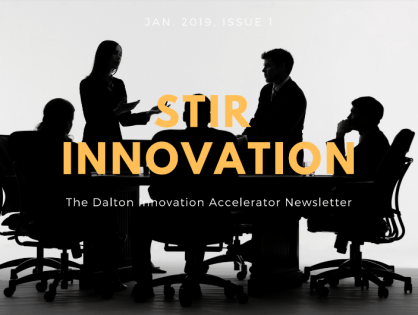 STIR INNOVATION - January 2019, Issue 1