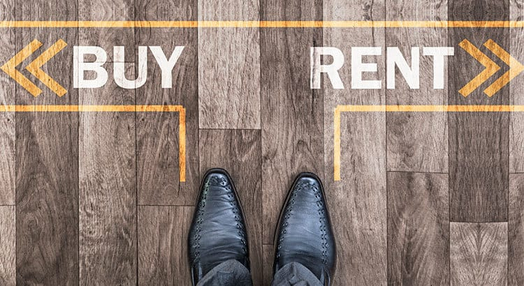 Which One Is Cheaper – Buying or Renting?