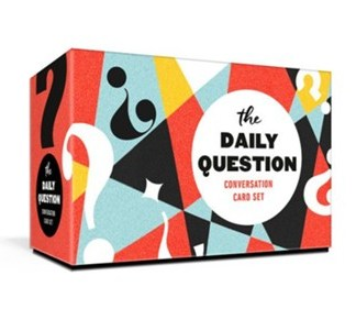 The Daily Question Conversation Card Set: 100 Meaningful Questions to Start Discussions Around the Table or Anywhere