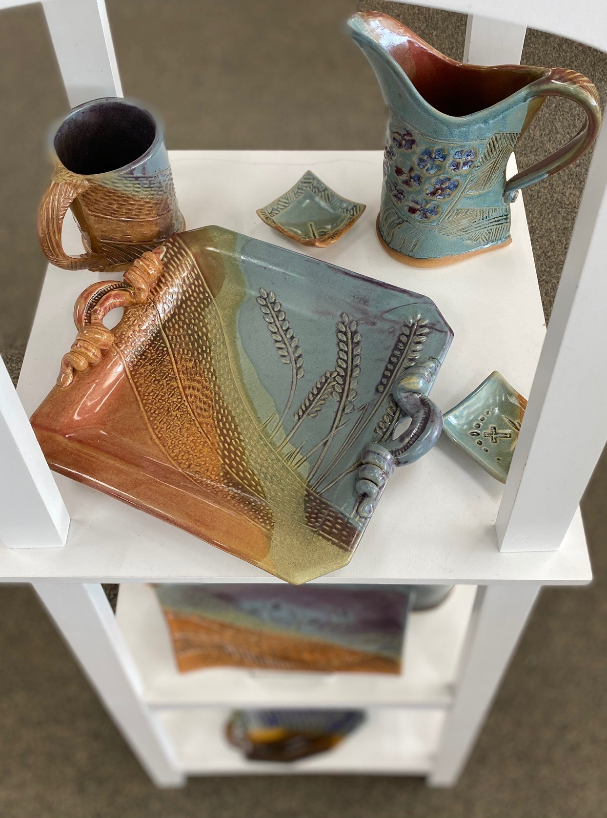 Gifts - Local Pottery at Daltons Christian Books