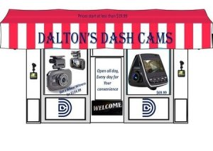 Dalton's Dash Cams Store Front130