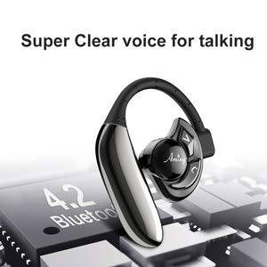 Super clear voice mic for headset
