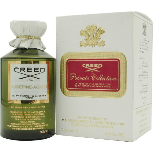 Creed Aubepine Acacia perfume dalybeauty review