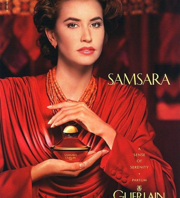 Guerlain Samsara, Heaven In A Bottle (Vintage)