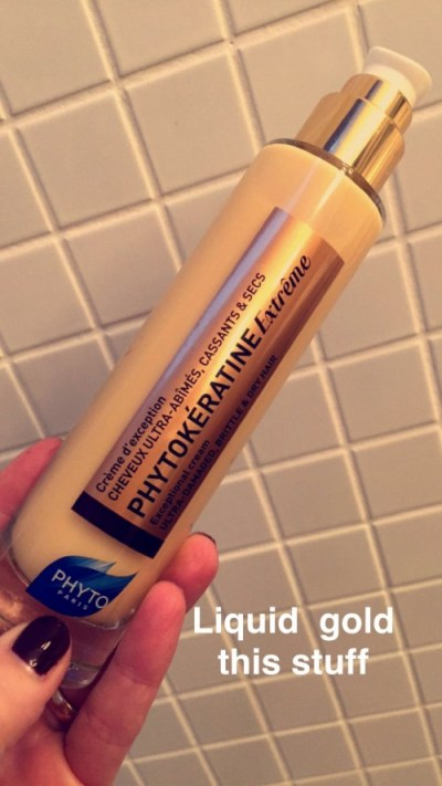 Phytokératine Extrême Exceptional Cream review dalybeauty