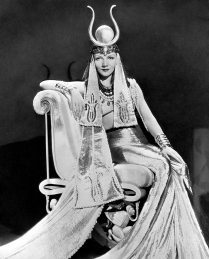 Colbert, Claudette Cleopatra