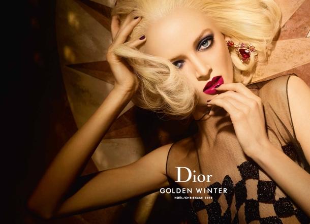 Christian Dior Holiday 2013 Vernis Minuit – A Vampy Gem of A Polish
