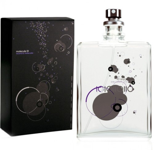 Escentric Molecules – Molecule 01- Proof That Science Makes Perfume Sexy