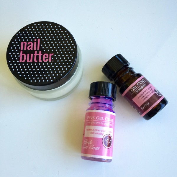Nail Butter Pink Gel Coat dalybeauty