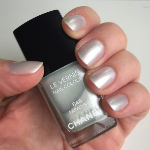 Report From The Rabbit Hole: I Got 2 New Gorgeous Chanel Nail Polishes