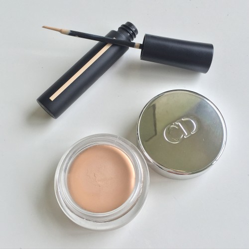 Armani High Precision Retouch Concealer Dior Backstage Eye Prime