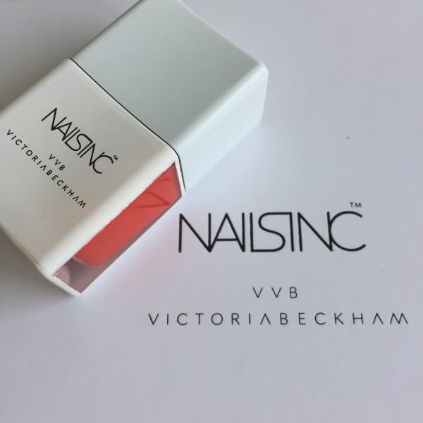 Victoria Beckham Nails Inc Judo Red
