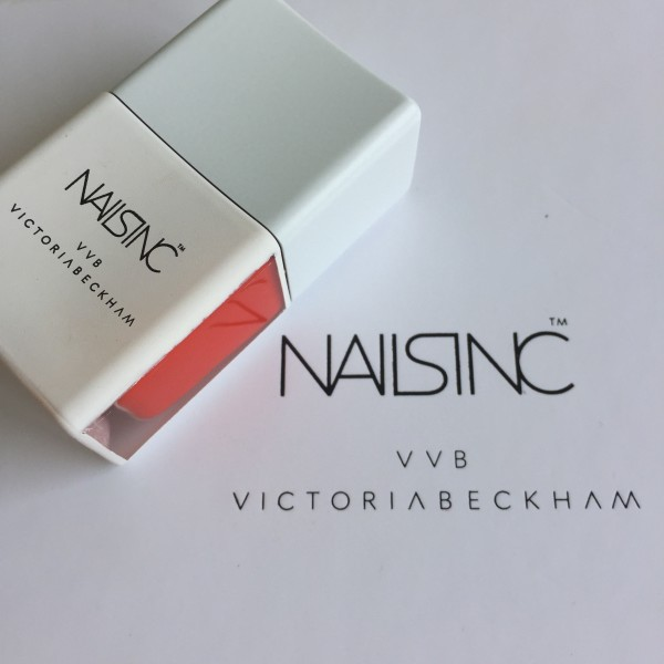 Victoria Beckham Nails Inc Judo Red