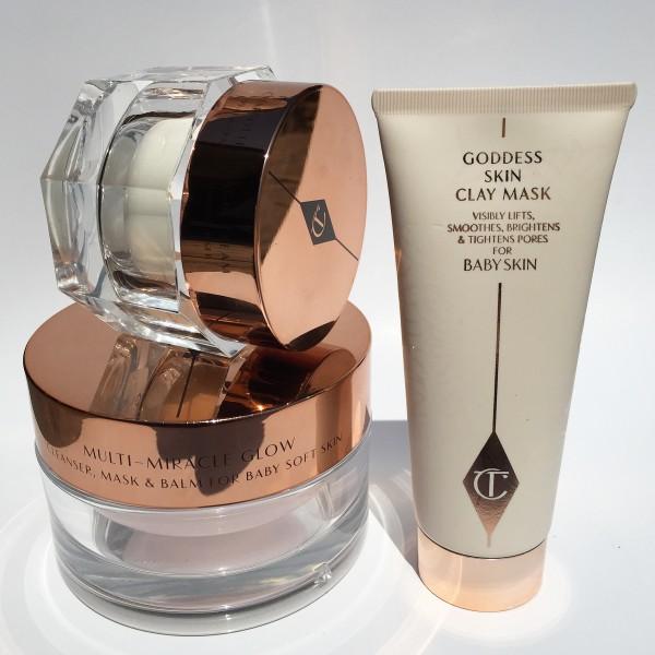 Charlotte Tilbury Magic Cream Multi Use Balm Goddess Clay Mask