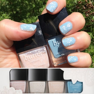 Butter London Petticoat with Butter London Doily