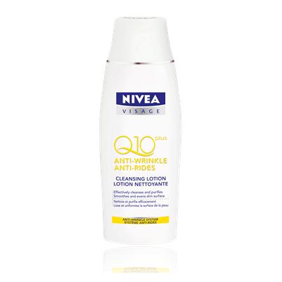 Nivea q10 cleansing lotion dalybeauty