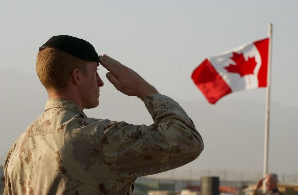 Happy Canada Day to our troops, wherever they may be.