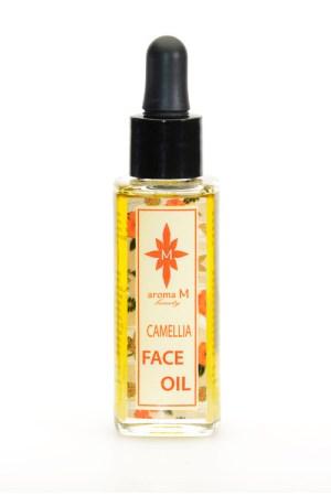 aroma m beauty camellia face oil dalybeauty