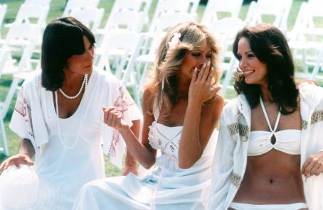 charlies angels white summer clothes