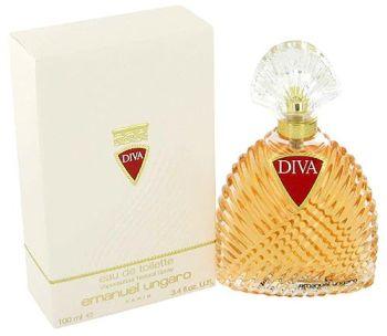 diva perfume bottle