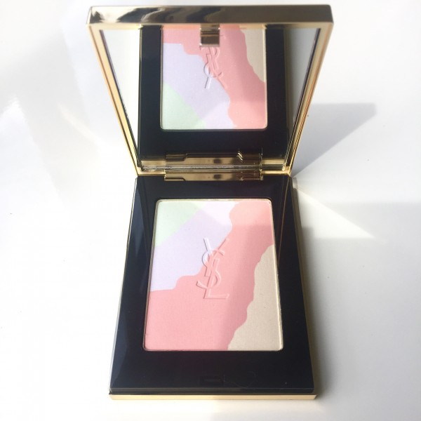 YSL Boho Stone Gypsy Opale powder dalybeauty review