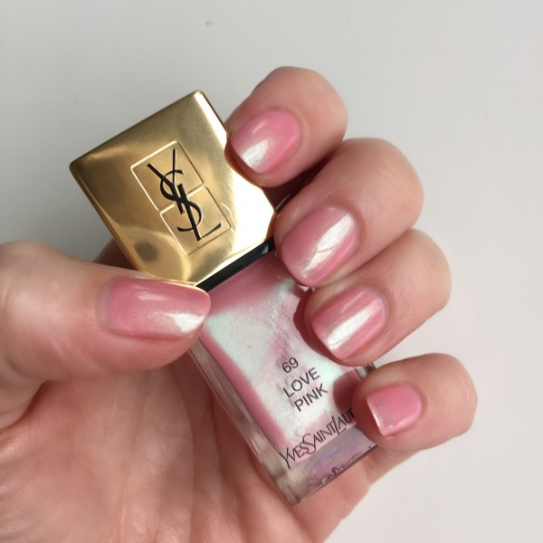 YSL Boho Stone Spring 2016 review dalybeauty swatches