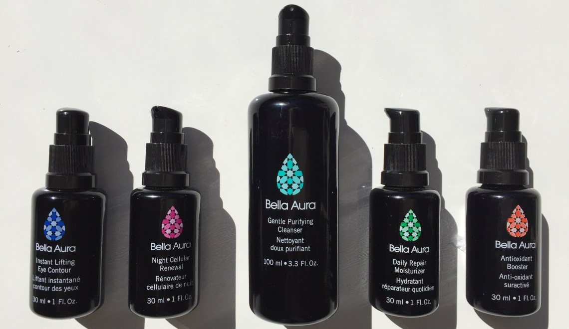 Natural Skincare That's Clean, Luxurious And Effective: Bella Aura