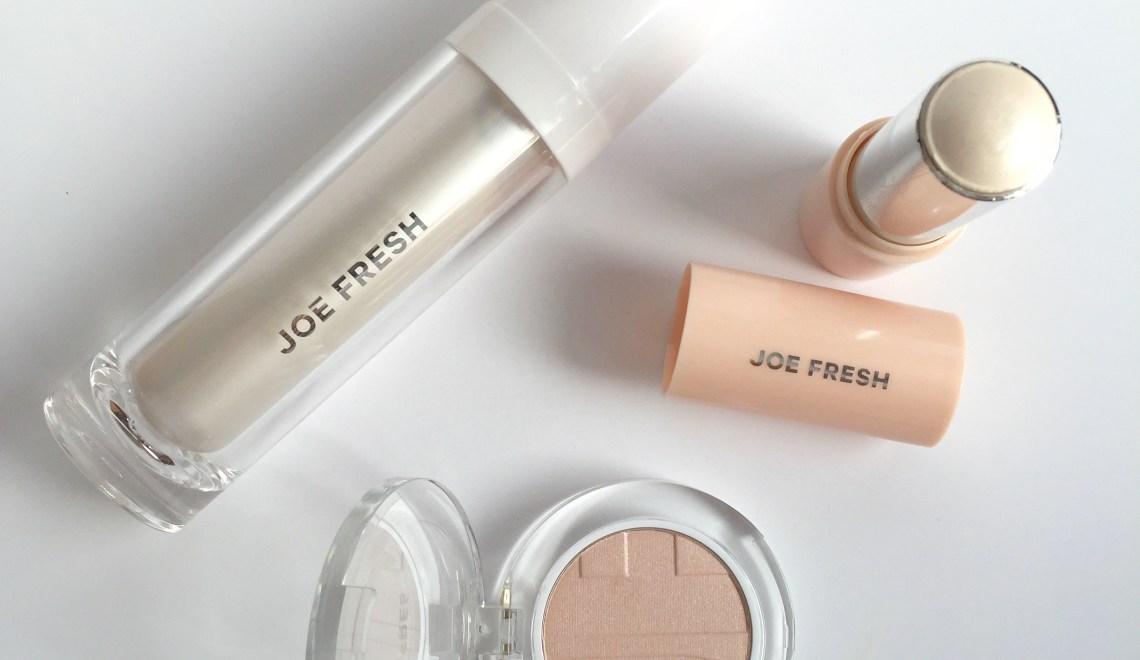 I've Got A Fresh Faced Glow – Thanks Joe Fresh!