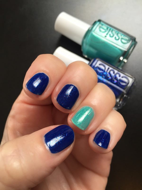Essie Summer 2016 swatches Loot The Booty