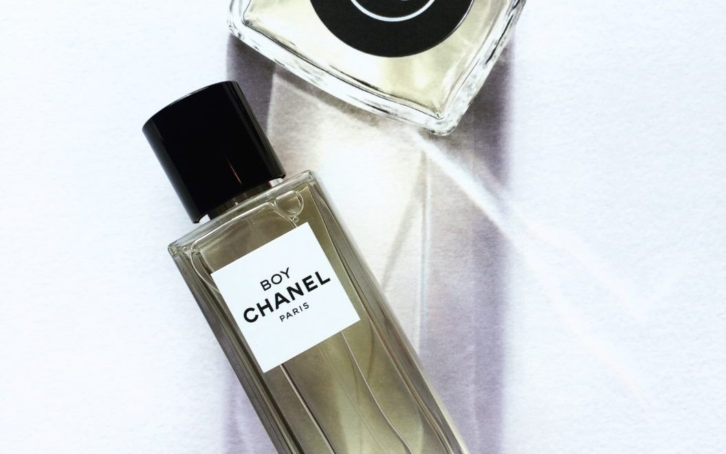 "CHANEL BOY ""the mark of a man on the skin of a woman"""