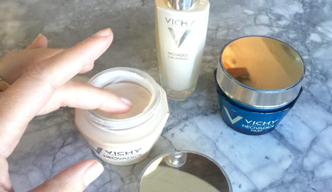 Menopause And Your Skin: Vichy Neovadiol Compensating Complex