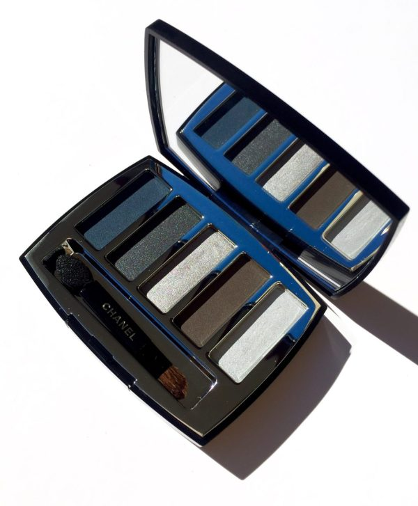 Chanel Les 5 Ombres Palette – Limited Edition - Architectonic