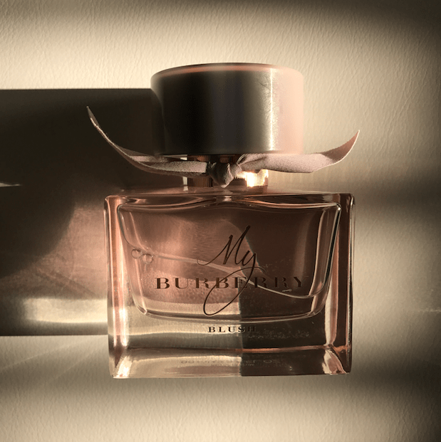 Burberry My Burberry Blush Perfume: Sexy Fruit Salad