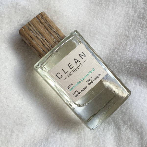 CLEAN Reserve Warm Cotton perfume review dalybeauty