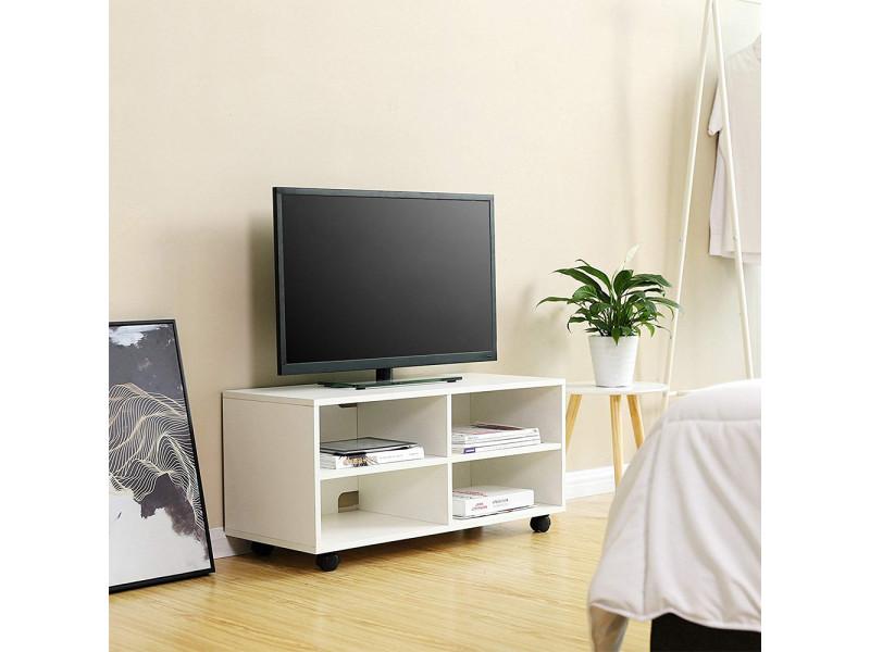 roulettes meuble tv
