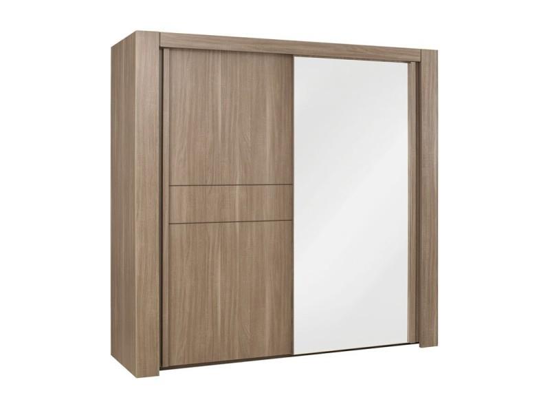 armoire penderie hauteur 250 bright