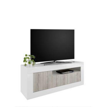 meuble tv led vida 177 x 39 x 45 cm