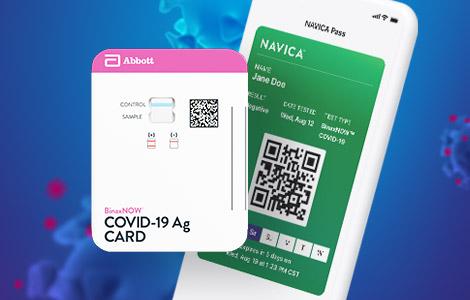 Taking COVID-19 Testing to a New Level | Abbott U.S.