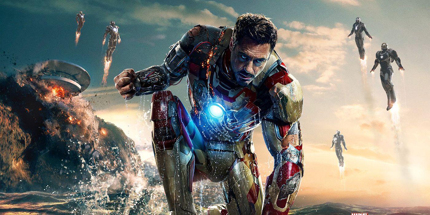 Iron Man 3 MCU