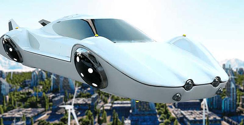 Resultado de imagen para autos voladores