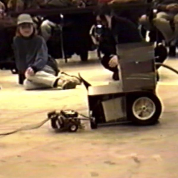 White-OCAD-Robot-Sumo