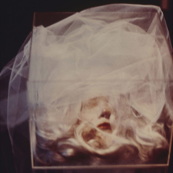 Lynn Hershman Leeson - Burned Bride. From the series Suicide Pieces. 1966.