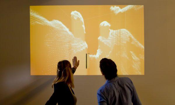 "Rafael Lozano-Hemmer, ""Apocatoptron"", 2012. Montreal, Antimodular Studio, 2012. Photo by: Antimodular Research"