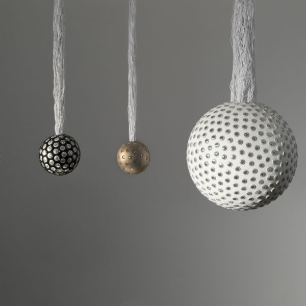 """Rafael Lozano-Hemmer, """"Sphere Packing, Subsculpture 15"""", 2013. Photo by: Antimodular Research."""