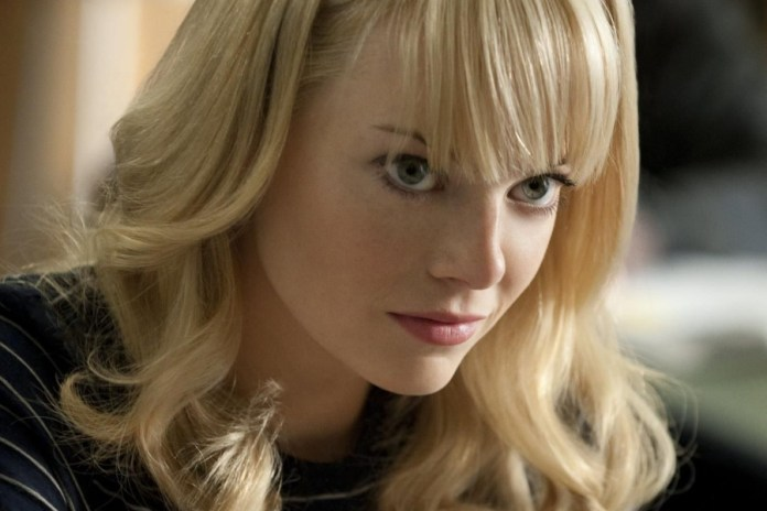 Emma Stone Gwen Stacy